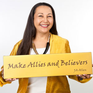 Make Allies and Believers